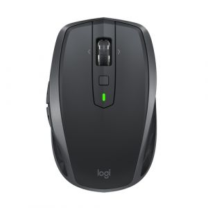 Logitech MX Anywhere 2S souris RF Sans fil + Bluetooth 4000 DPI Droitier