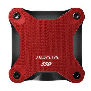 ADATA SD600Q 240 Go Rouge
