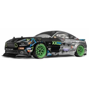 HPI Racing Ford Mustang Radio-Controlled (RC) drift car