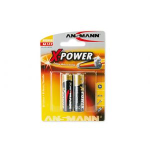 Ansmann Mignon AA Single-use battery Alkali 1,5 V