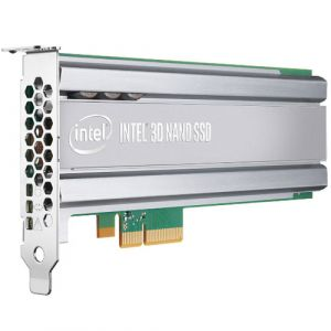 Intel DC P4600 disque SSD HHHL 4000 Go PCI Express 3.1 3D TLC NVMe