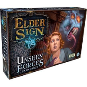 Fantasy Flight Games Elder Sign: Unseen Forces Jeu de rôles Adultes et enfants