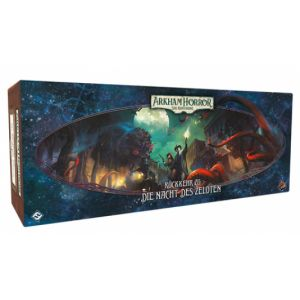 Fantasy Flight Games Arkham Horror: The Card Game – Return to the Night of the Zealot Jeu de cartes à associer