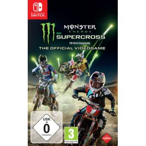 Bigben Interactive Monster Energy Supercross: The Official Videogame, Nintendo Switch Standard