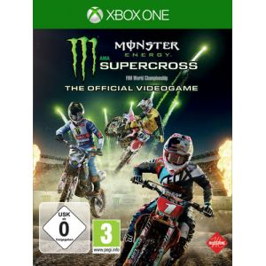 Bigben Interactive Monster Energy Supercross: The Official Videogame, Xbox One jeu vidéo Basique
