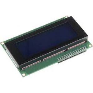 Joy-it  Display-Modul 11.4 cm (4.5 Zoll) 20 x 4 Pixel Passend für: Raspberry Pi, Ard... (SBC-LCD20x4)
