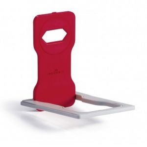 Durable 7735-03 Mobile/smartphone Rouge Support passif