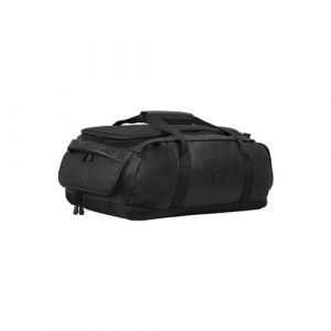Douchebags The Carryall Carry-on 40l EVA (Äthylen-Vinylazetat), Netz, Polyester, Thermoplastisches Elastomer (TPE) Schwarz