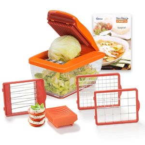 Genius® Nicer Dicer Chef S - Set 8-teilig