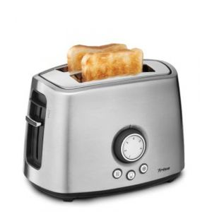 Trisa Electronics My Toast 2Scheibe(n) 1000W Edelstahl Toaster