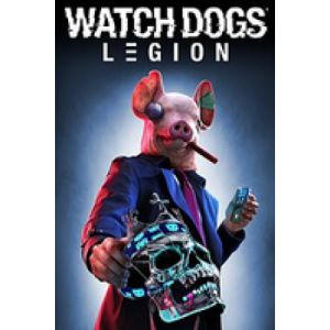Ubisoft Watch Dogs: Legion, PS4 Standard Deutsch, Französisch, Italienisch PlayStation 4
