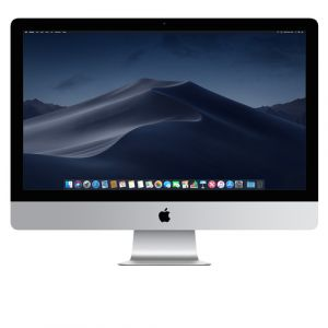 "Apple iMac 68,6 cm (27"") 5120 x 2880 pixels Intel® Core™ i5 de 8e génération 8 Go DDR4-SDRAM 1000 Go Fusion Drive Argent PC All-in-One"