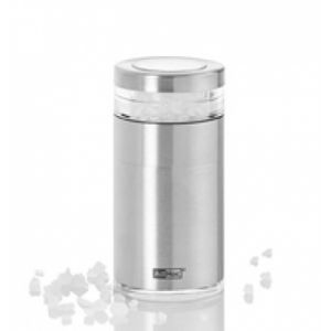 AdHoc MP09 Salt & pepper grinder Acier satin, Transparent