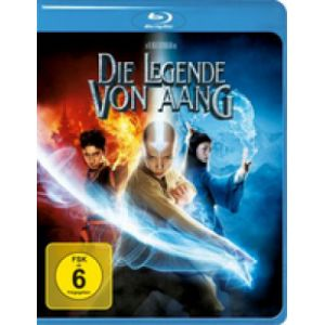 Paramount The Last Airbender Blu-ray 2D Deutsch