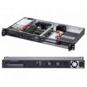 Supermicro SuperServer 5019A-FTN4 Intel SoC BGA 1310 Rack (1 U) Noir