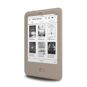 Tolino page eBook-Reader Touchscreen 4 GB WLAN Grau