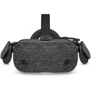 HP Reverb Virtual Reality Headset - Professional Edition Dediziertes obenmontiertes Display Grau 500 g