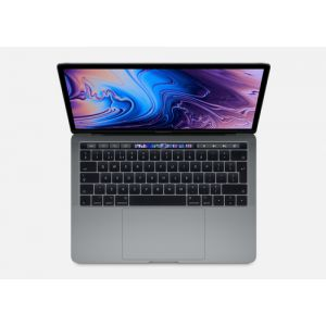 Apple MacBook Pro Grau Notebook 33,8 cm (13.3 Zoll) 2560 x 1600 Pixel Intel® Core™ i5 der achten Generation 8 GB LPDDR3-SDRAM 128 GB SSD macOS Mojave