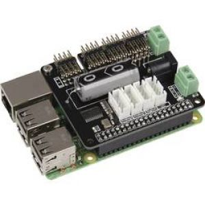 Raspberry Pi® Erweiterungs-Platine Joy-IT MotoPI-R... (2379251-4)