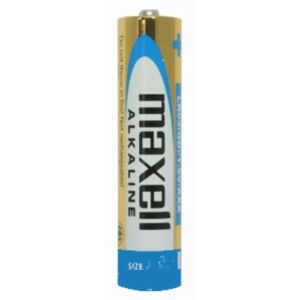 Maxell Alkaline Ace Single-use battery Alkali