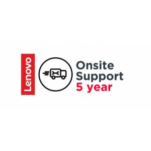 Lenovo 5 Year Onsite Support (Add-On)
