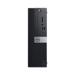 DELL OptiPlex 7070 Intel® Core™ i5 de 9e génération i5-9500 8 Go DDR4-SDRAM 256 Go SSD SFF Noir PC Windows 10 Pro