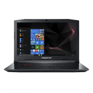 Acer Predator Helios 300 PH317-53-77NT Schwarz Notebook 43,9 cm (17.3 Zoll) 1920 x 1080 Pixel 9th gen Intel® Core™ i7 32 GB DDR4-SDRAM 1000 GB SSD Windows 10 Home