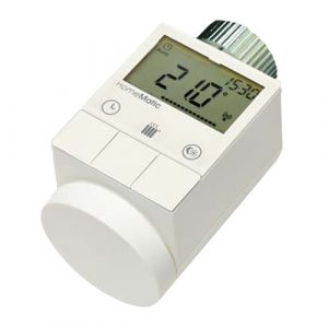 HomeMatic HM-CC-RT-DN Blanc thermostat