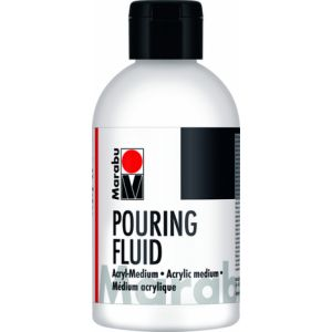 Marabu Pouring Fluid Acrylfarbe 250 ml