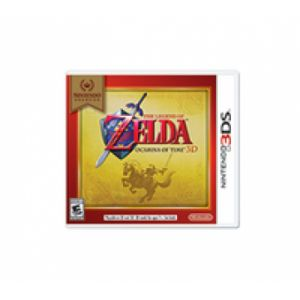 Nintendo The Legend of Zelda: Ocarina of Time 3D 3DS jeu vidéo Basique Nintendo 3DS Allemand