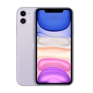 "Apple iPhone 11 15,5 cm (6.1"") 256 Go Double SIM Violet"