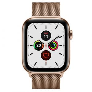 Apple Watch Series 5 OLED 44 mm Or 4G GPS (satellite)