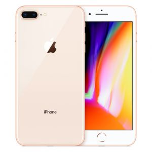 Apple iPhone 8 Plus 14 cm (5.5 Zoll) 128 GB Single SIM Gold