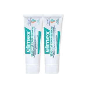ELMEX Sensitive Professional Zahnpasta 2 x 75 ml  (5127001)