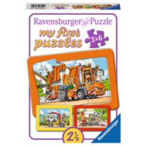 Ravensburger My First Puzzles 00.006.944 Puzzle Formpuzzle 6 Stück(e)