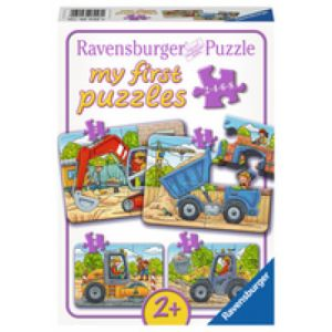 Ravensburger My First Puzzles 00.006.946 Puzzle Formpuzzle 8 Stück(e)