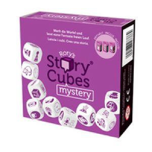Asmodee Rory's Story Cubes Mystery