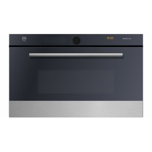 V-ZUG MWHSLcX Built-in (placement) Kombi-Mikrowelle 31 l 1000 W Chrom, Navy