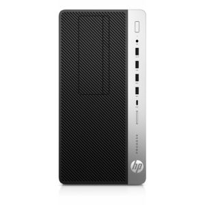 HP ProDesk 600 G5 9th gen Intel® Core™ i5 i5-9500 8 GB DDR4-SDRAM 512 GB SSD Schwarz Micro Tower PC