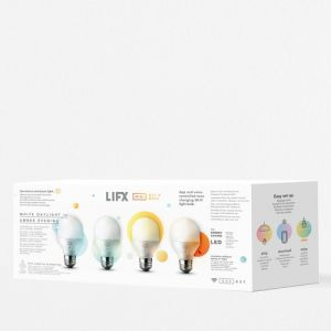 LIFX Mini - Day & Dusk ampoule LED 9 W E27