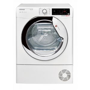 Hoover DXW4 H7A1TCEX-S Freestanding (placement) Frontlader Weiß 7 kg A+