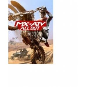 THQ MX vs ATV All Out, Xbox One Standard Xbox One Videospiel