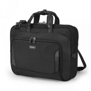 Dicota Top Traveller Business Notebooktasche 39,6 cm (15.6 Zoll) Aktenkoffer Schwarz