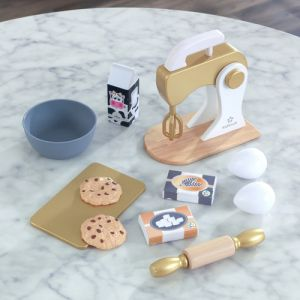 KidKraft Modern Metallics Baking Set
