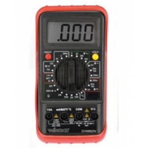 Velleman DVM892N Digital multimeter CAT II 500V,CAT III 300V multimètre