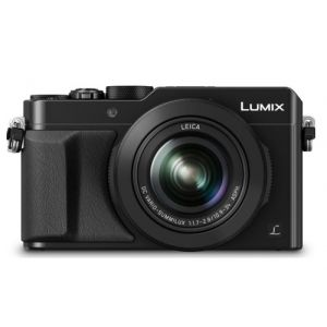 "Panasonic Lumix DMC-LX100 Appareil-photo compact 12.8MP 4/3"" MOS 4112 x 3088pixels Noir"