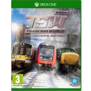 GAME Train Sim World 2020 - Collector´s Edition, Xbox One Videospiel Sammler
