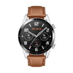 "Huawei WATCH GT 2 montre intelligente Acier inoxydable AMOLED 3,53 cm (1.39"") GPS (satellite)"