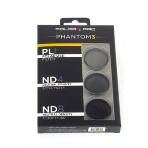 PolarPro P5001 Objektivfilter Camera filter kit