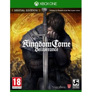 Deep Silver Kingdom Come Deliverance Speziell Xbox One Deutsch Videospiel